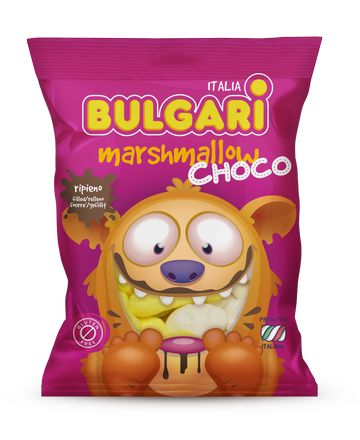 Choco filled Marshmallow 150 g