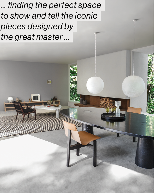 AGAPECASA dedicates a new compendium to the refined icons of the Mangiarotti Collection.