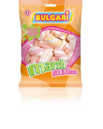 Extruded Marshmallow with fruit juice 150 g