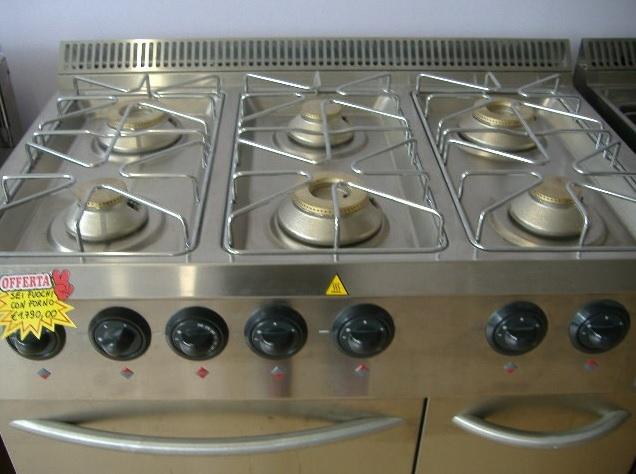 Cucine industriali prezzi cucina with cucine industriali prezzi perfect cucina fuochi gas with - Cucine industriali usate ...