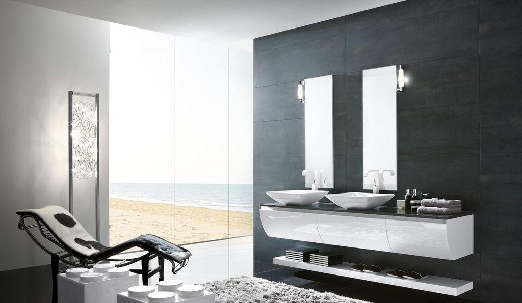 Vendita arredo bagno brescia for Modele salle de bain contemporaine