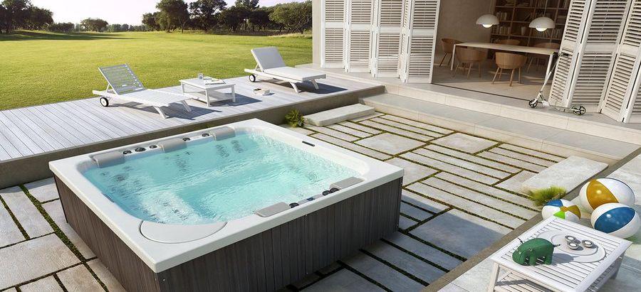 Costruzione piscine interrate Verona - System Blue