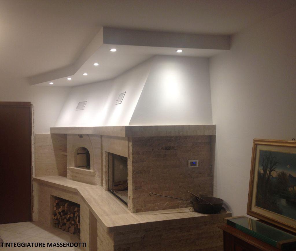 Posa in opera controsoffitti e pareti in cartongesso brescia - Pareti decorative in cartongesso ...
