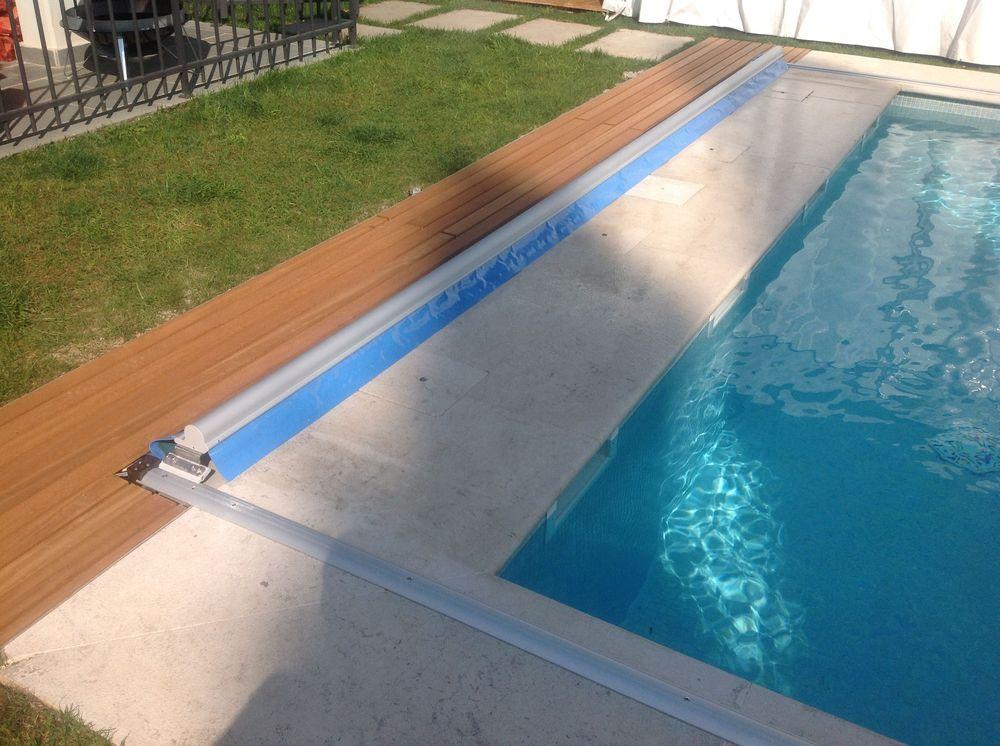 Realizzazione coperture piscina Brescia