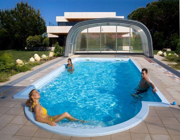 Vendita piscine in vetroresina Brescia