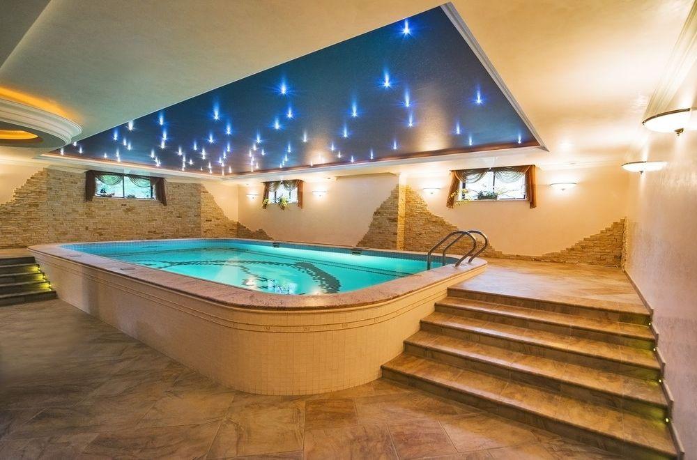 Vendita vasche idromassaggio saune bagno turco brescia - Piscina da interno ...