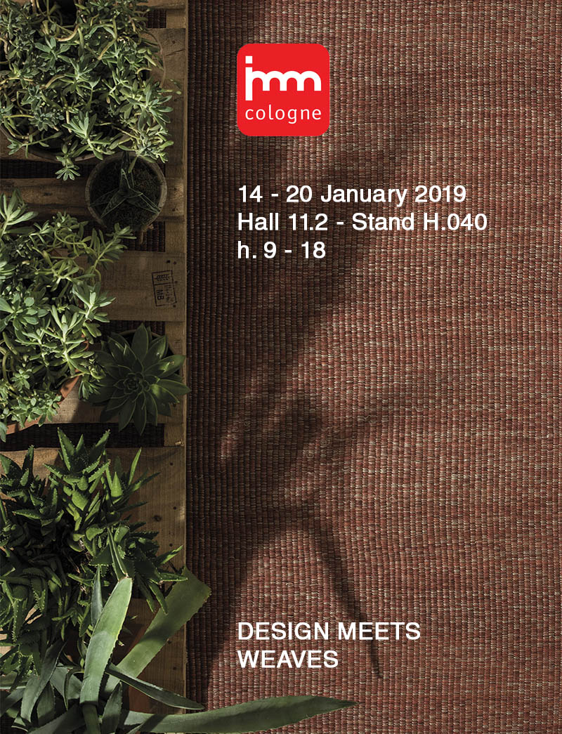 WARLI at IMM Cologne | 14-20 January 2019