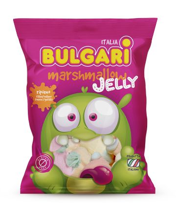 Jelly filled Marshmallow 150 g