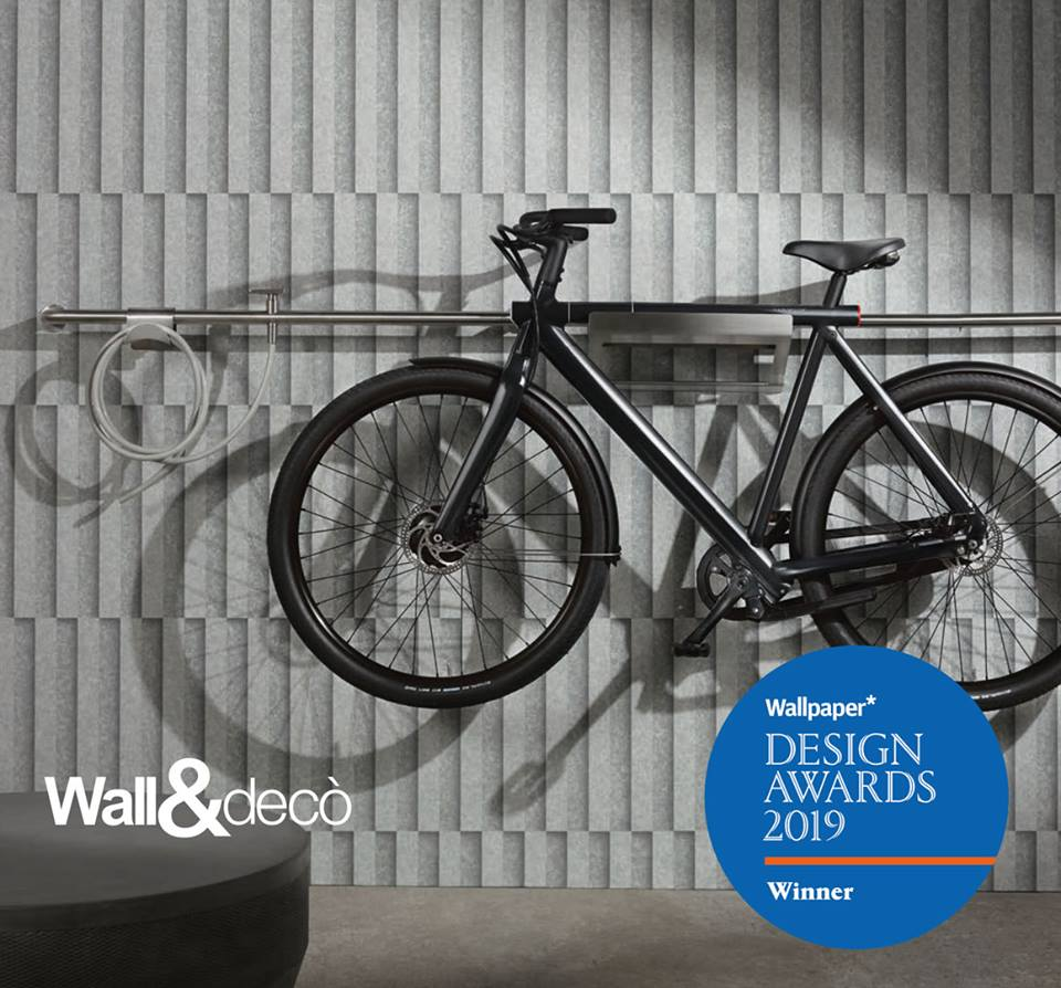 Wall&decò wins the prestigious Wallpaper* Design Award once again!