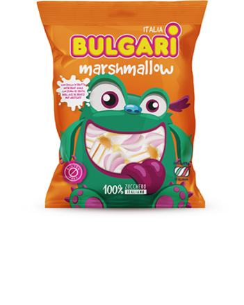 Extruded Marshmallow with fruit juice 1 kg