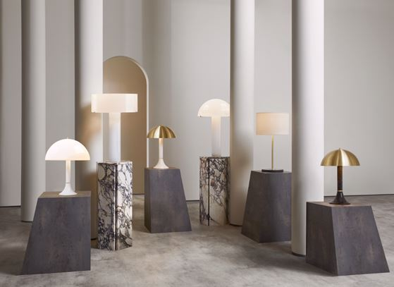 CTO Lighting - New Collections Unveiled at Decorex International 2019