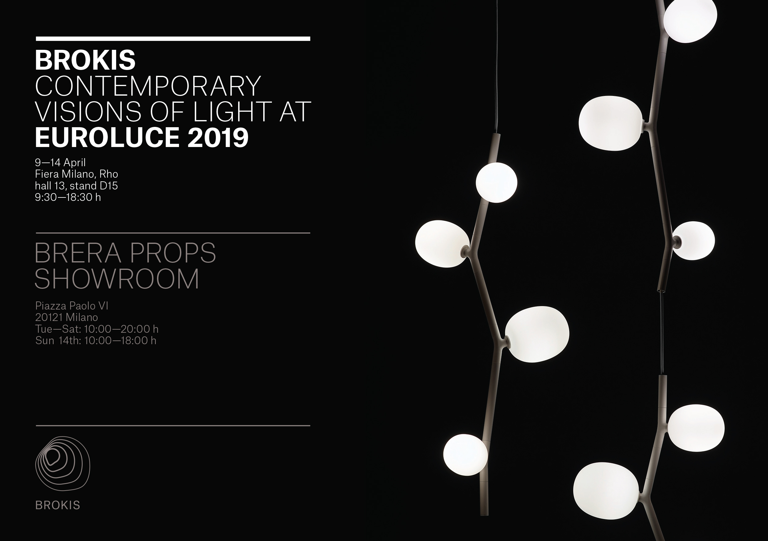 BROKIS | SALONE DEL MOBILE 2019 Milan