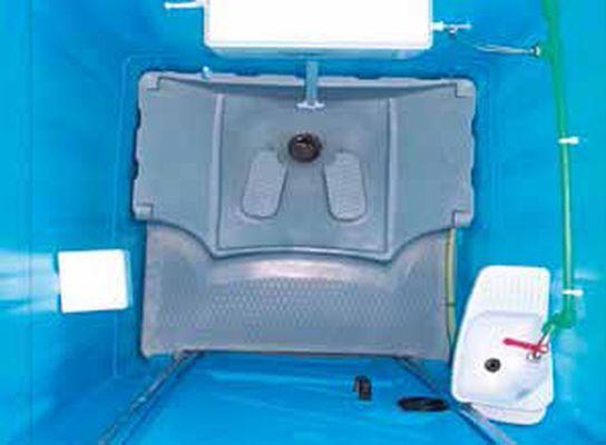 Cabine Bagno Da Cantiere : Noleggio bagno chimico mobile con turca idraulica sifonata